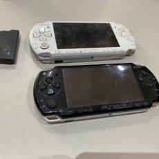 Videojuegos y Consolas: DOS CONSOLAS PSP - VER LAS IMÁGENES. Lote 206134370