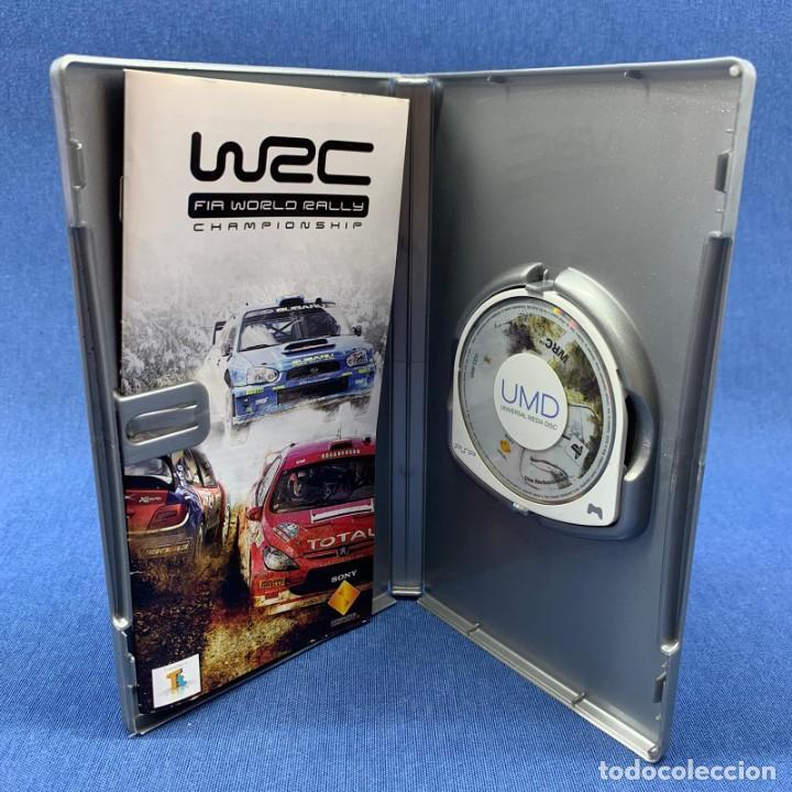 Videojuegos y Consolas: VIDEOJUEGO - PSP - PLAYSTATION PORTABLE - WRC - FIA WORLD RALLY CHAMPIONSHIP - Foto 3 - 206262566