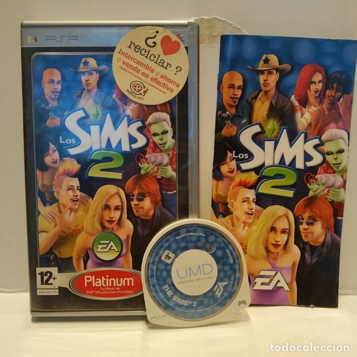 JUEGO PSP - LOS SIMS 2 (Juguetes - Videojuegos y Consolas - Sony - Psp)