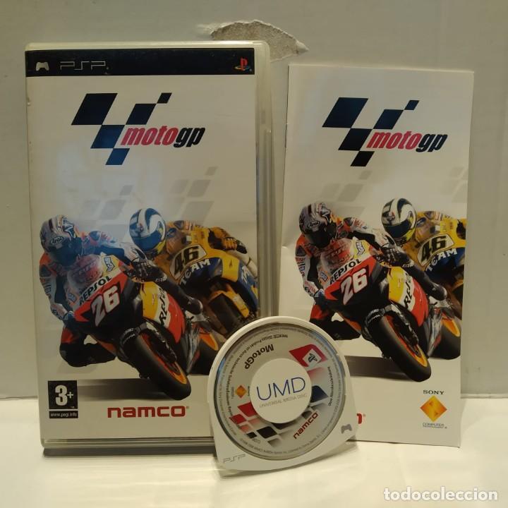 JUEGO PSP - MOTO GP (Juguetes - Videojuegos y Consolas - Sony - Psp)