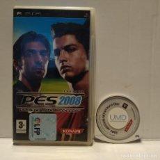 Videojuegos y Consolas: JUEGO PSP - PES 2008. Lote 206429418
