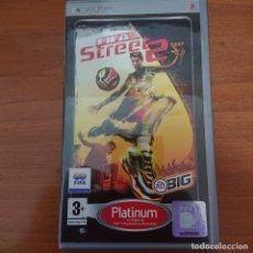 Jeux Vidéo et Consoles: FIFA STREET 2 PLATINUM COMPLETO. Lote 206825846