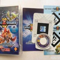 Videojuegos y Consolas: INVIZIMALS PSP PLAYSTATION PORTABLE KREATEN. Lote 209933232