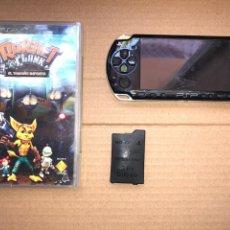 Videojuegos y Consolas: LOTE PSP MÁS JUEGO. Lote 210653899