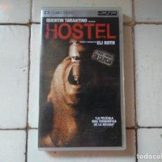 Videojuegos y Consolas: QUENTIN TARANTINO HOSTEL UMD VIDEO PARA PSP SONY. Lote 210700171