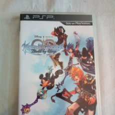 Videojuegos y Consolas: 36-JUEGO PSP KINGDOM HEARTS, BIRTH BY SLEEP, CON MANUAL Y CAJA. Lote 211515986