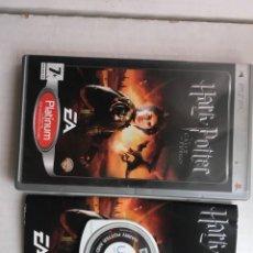 Videojuegos y Consolas: HARRY POTTER Y EL CALIZ DE FUEGO PLATINUM PSP PLAYSTATION PORTABLE KREATEN. Lote 211679160
