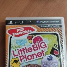Videojuegos y Consolas: VIDEOJUEGO BIG LITTLE PLANET PSP. Lote 211721770