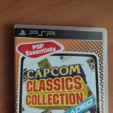 Videojuegos y Consolas: VIDEOJUEGO CAPCOM CLASSICS COLLECTION RELOADED (STREET FIGHTER). Lote 211722633