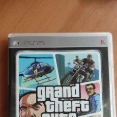 Videojuegos y Consolas: VIDEOJUEGO GRAND THEFT AUTO VIVE CITY STORIES PSP. Lote 211723078