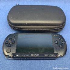 Videogiochi e Consoli: CONSOLA PSP E1004 - FUNCIONA CORRECTAMENTE - MUY BIEN CONSERVADA + FUNDA. Lote 212343538
