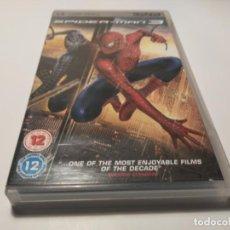 Videojuegos y Consolas: SPIDERMAN 3 UMD VIDEO PSP SONY EN INGLÉS. Lote 212501078