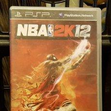 Videojuegos y Consolas: NBA 2K12 + INSTRUCCIONES EN ESPAÑOL. Lote 213715651