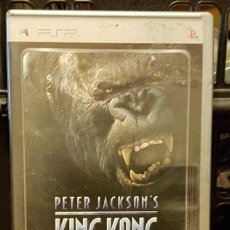 Videojuegos y Consolas: KING KONG THE OFICIAL GAME OF THE MOVIE + INSTRUCCIONES EN ESPAÑOL. Lote 213715782