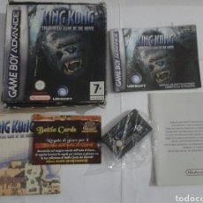 Videojuegos y Consolas: KING KONG - GAME BOY. Lote 214759187