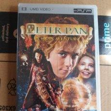 Videojuegos y Consolas: ESTUCHE VACÍO ORIGINAL PSP PETER PAN,LA GRAN AVENTURA.. Lote 218398300