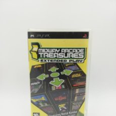 Videogiochi e Consoli: MIDWAY ARCADE TREASURES EXTENDED PLAY PSP. Lote 218501270