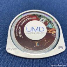 Videojuegos y Consolas: VIDEOJUEGO PSP - PLAYSTATION PORTATIL - LEGO INDIANA JONES - SOLO CARTUCHO - EUR. Lote 218806975