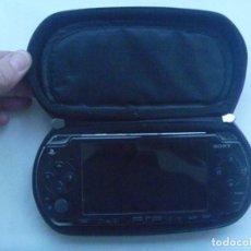 Videojuegos y Consolas: PEQUEÑA CONSOLA PSP , DE NINTENDO. EN SU FUNDA. Lote 221265080