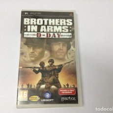 Videojuegos y Consolas: BROTHERS IN ARMS D-DAY. Lote 221817843