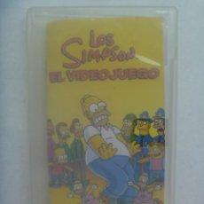 Videojuegos y Consolas: JUEGO DE PSP : LOS SIMPSON, EL VIDEOJUEGO . DE SONY. Lote 221912255