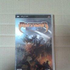 Videojuegos y Consolas: MYTRAN WARS. PSP. Lote 222114863