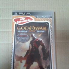 Videojuegos y Consolas: GOD OF WAR - GHOST OF SPARTA - PSP. Lote 222194777