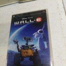 Videojuegos y Consolas: VIDEOJUEGO PLAY STATION PORTATIL - PSP - SONY - COMPLETO- WALL BATALLON DE LIMPEZA. Lote 222394768