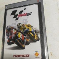 Videojuegos y Consolas: VIDEOJUEGO PLAY STATION PORTATIL - PSP - SONY - COMPLETO- MOTO GP NAMCO. Lote 222395007