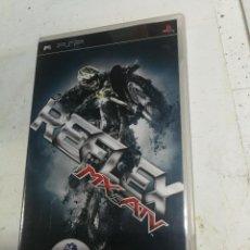Videojuegos y Consolas: VIDEOJUEGO PLAY STATION PORTATIL - PSP - SONY - COMPLETO- REFLEX MX VS ATV. Lote 222404940