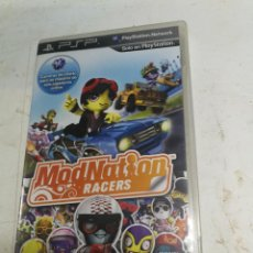 Videojuegos y Consolas: VIDEOJUEGO PLAY STATION PORTATIL - PSP - SONY - MOD NATION RACERS MODNATION. Lote 222404977