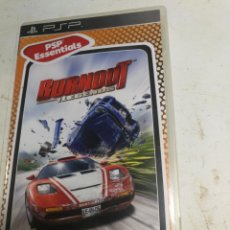 Videojuegos y Consolas: VIDEOJUEGO PLAY STATION PORTATIL - PSP - SONY - BURNOUT LEGENDS.. Lote 222404990