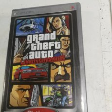 Videojuegos y Consolas: VIDEOJUEGO PLAY STATION PORTATIL - PSP - SONY - GRAND THEFT AUTO LIBERTY CITY STORIES. Lote 222405058