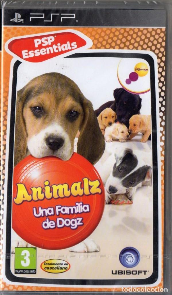 ANIMALZ: UNA FAMILIA DE DOGZ - JUEGO PSP (PRECINTADO) (Juguetes - Videojuegos y Consolas - Sony - Psp)