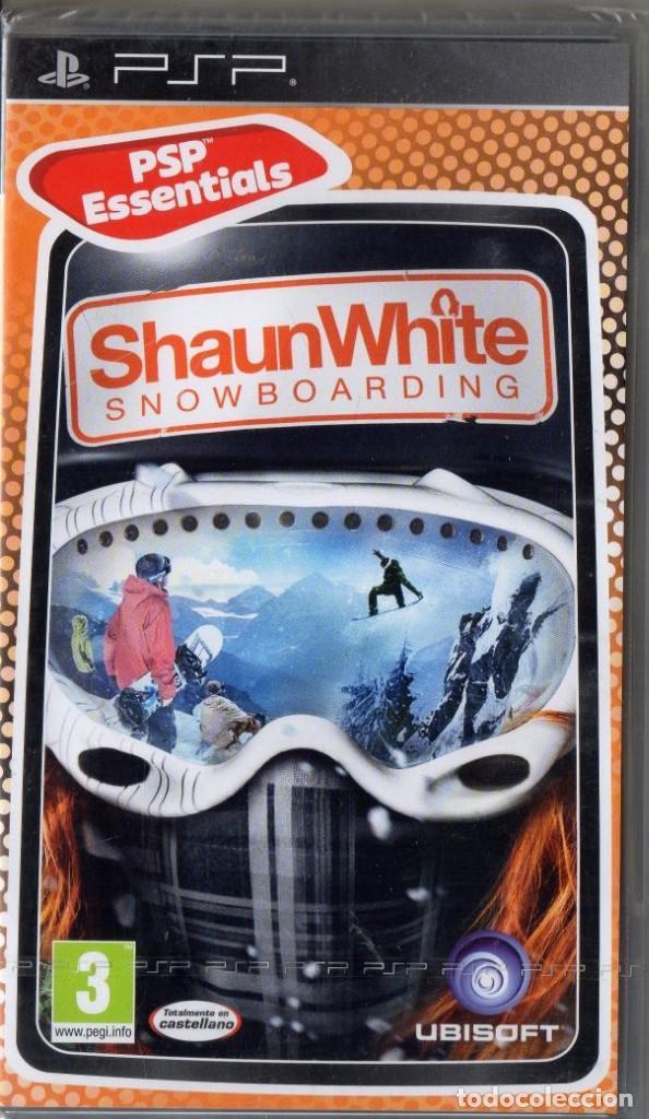 SHAUNWHITE SNOWBOARDING - JUEGO PSP TOTALMENTE EN CASTELLANO (PRECINTADO) (Juguetes - Videojuegos y Consolas - Sony - Psp)
