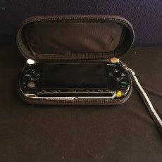 Videojuegos y Consolas: CONSOLA PSP +JUEGOS + FUNDA .NO ESTA PROBADO. Lote 222899477