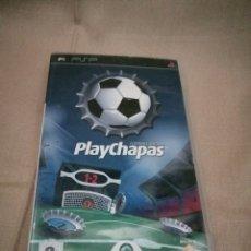 Videojuegos y Consolas: JUEGO PSP PLAY CHAPAS. Lote 224725328