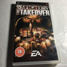 Videojuegos y Consolas: JUEGO PSP DEF JAM FIGHT FOR NY ( THE TAKEOVER ). Lote 246556465