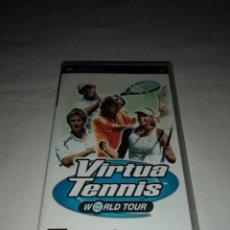 Videojuegos y Consolas: JUEGO PSP VIRTUA TENNIS WORLD TOUR. Lote 226396295