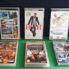 Jeux Vidéo et Consoles: LOTE DE JUEGOS PSP TAL CUAL COMO SE VE EN FOTOS. Lote 227476020