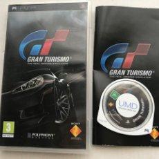 Videojogos e Consolas: GRAN TURISMO PSP PLAYSTATION PORTABLE KREATEN. Lote 227872800