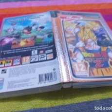 Videojuegos y Consolas: DRAGON BALL SHIN BUNDOKAI 2 PSP PAL ESP. Lote 228255810