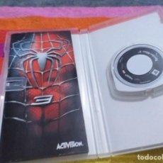 Videojuegos y Consolas: SPIDER-MAN 3 PSP PAL ESP. Lote 228259485