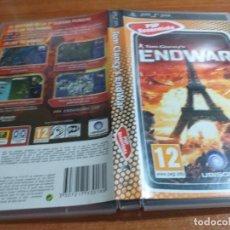 Videojuegos y Consolas: CLANCY'S ENDWAR PSP PAL ESP. Lote 228268630