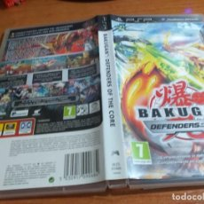 Videojuegos y Consolas: BAKUGAN DEFENDERS CORE PSP PAL ESP. Lote 228270305