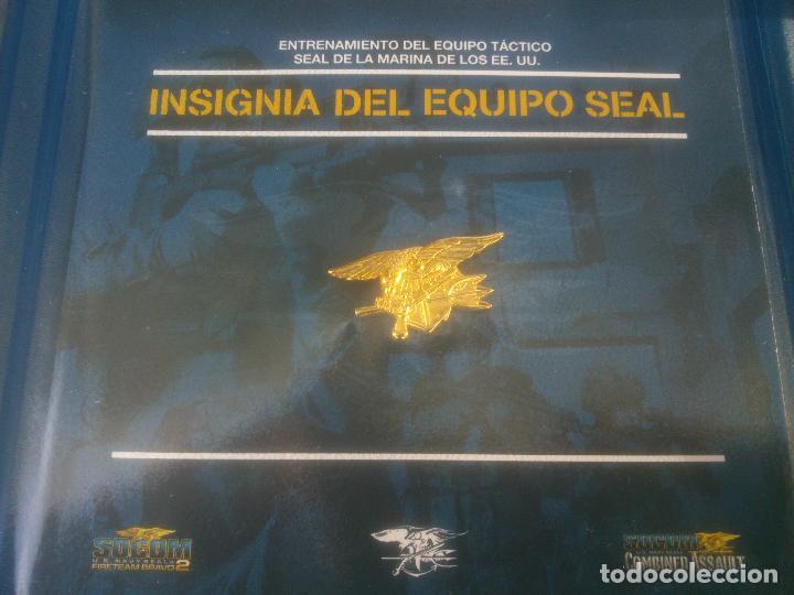 Videojuegos y Consolas: TACTICAL TEAM TRAINING U.S.NAVY SEALS - Foto 8 - 228666871
