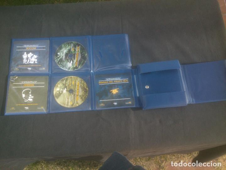 Videojuegos y Consolas: TACTICAL TEAM TRAINING U.S.NAVY SEALS - Foto 10 - 228666871