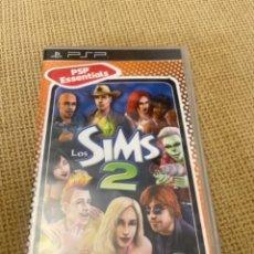 Videojuegos y Consolas: JUEGO PSP LOS SIMS 2. Lote 228906356