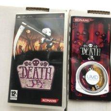 Videojogos e Consolas: DEATH JR KONAMI PSP PLAYSTATION PORTABLE KREATEN. Lote 229097955