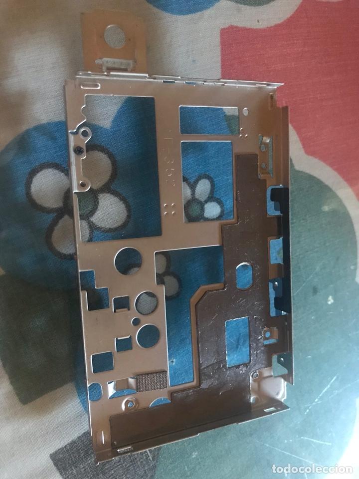 Videojuegos y Consolas: Carcasa intermedia PSP 1004 negra desmontaje - Foto 6 - 229713095